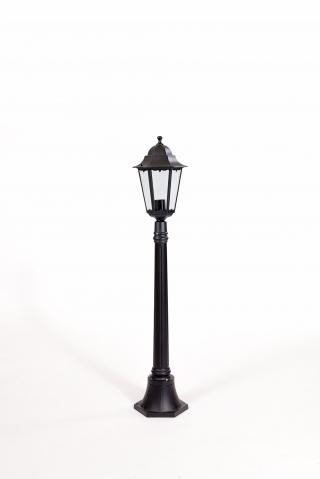 Уличное освещение Oasis Light. Столб на толст.ноге 1,2 м