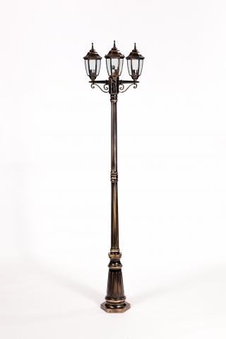 Уличное освещение Oasis Light Sheffield 91709 B