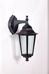 Уличное освещение Oasis Light. Бра вниз мини
