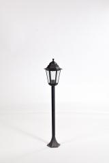 Уличное освещение Oasis Light. Столб на тонк.ноге 1,2 м