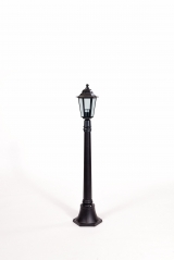 Уличное освещение Oasis Light. Столб на толст ноге 1.1м